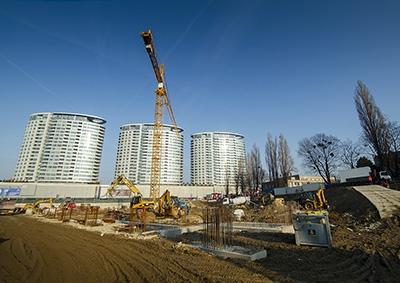 Výstavba - Február 2017