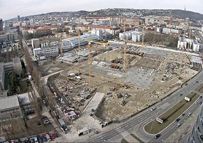 Výstavba - 28. februára 2017
