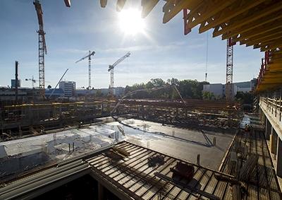 Výstavba - 20. august 2017