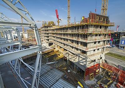 Výstavba - Február 2018