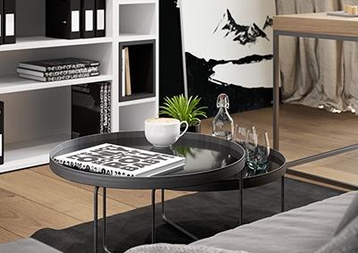 Pracovňa - 5-izbový byt