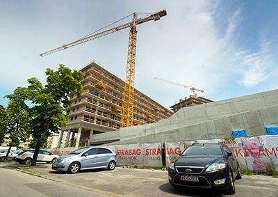 Výstavba - Júl 2018