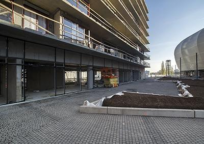 Výstavba - December 2018